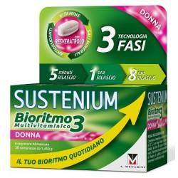 SUSTENIUM BIORITMO3 DONNA ADULTA 30