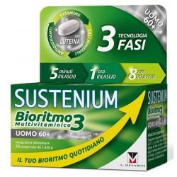 SUSTENIUM BIORITMO3 UOMO 60+ 30
