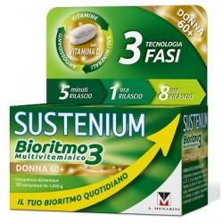 SUSTENIUM BIORITMO3 DONNA 60+ 30