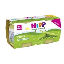 HIPP OMOGENEIZZATO PISELLI 2X80