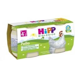 HIPP BIO HIPP BIO OMOGENEIZZATO POLLO 2X80