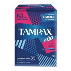 TAMPAX & GO MINI 18