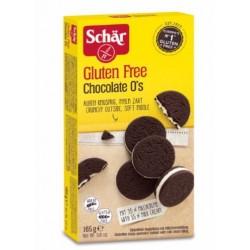 SCHAR CHOCOLATE O'S BISCOTTI 165