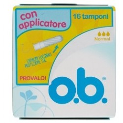 OB APPLICATORE NORMAL 16