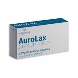 SUPPOSTE AUROLAX GLICEROLO 2500 MG 18