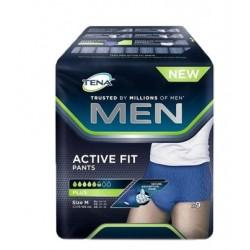 PULL UP UOMO TENA MEN PANTS ACTIVE FIT M 9