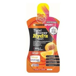 TOTAL ENERGY HYDRA GEL LEMON & PEACH 50