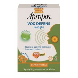 APROPOS VOX DEFENS MENTOLO EUCALIPTOLO 20