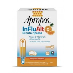 APROPOS INFLUALT C PRONTA RIPRESA 10 COMPRESSE