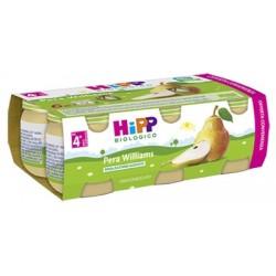 HIPP BIO OMOGENEIZZATO PERA WILLIAMS 100% 6X80