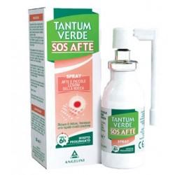 TANTUM VERDE SOS AFTE SPRAY 20