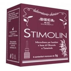 STIMOLIN 6 MICROCLISMI MONOUSO 5 G PER BAMBINI A BASE DI GLICEROLO E