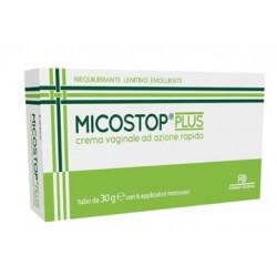 MICOSTOP PLUS CREMA VAGINALE 30 G + 6 APPLICATORI