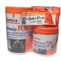 DYNAMICA MAGNESIO PURO 300 + 150 G + ZAINETTO IN