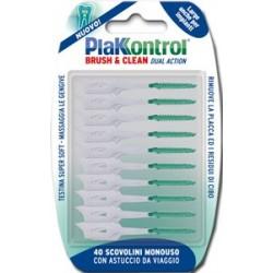 PLAKKONTROL BRUSH & CLEAN