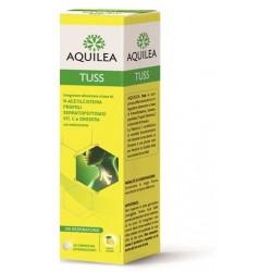 AQUILEA TUSS 15 COMPRESSE EFFERVESCENTI 90