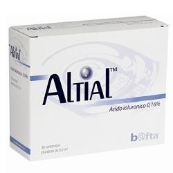 ALTIAL GOCCE OCULARI 30 FIALE 0,6