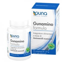 GUNAMINO FORMULA 50 COMPRESSE 50,50