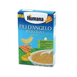 HUMANA FILI D'ANGELO PASTINA BIOLOGICA 320