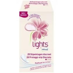 LIGHTS BY TENA DISCRETO PROTEGGI SLIP DISCRETO 28