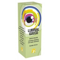 LUBRIAL GOCCE 0,3% 10