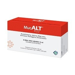 MUCALT FLU 8 ORAL STICK