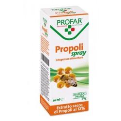 PROPOLI SPRAY ESTRATTO SECCO 12% 20 ML