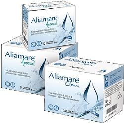 ALIAMARE CLEAN 24 FLACONCINI DA