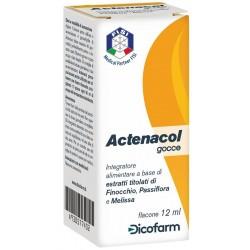 ACTENACOL GOCCE 12