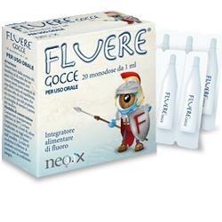 FLUERE GOCCE 20 FIALE MONODOSE 1