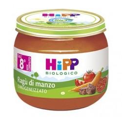 HIPP BIO HIPP BIO OMOGENEIZZATO SUGO RAGU' DI MANZO 2X80