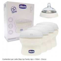 CHICCO CONTENITORE LATTE STEP UP