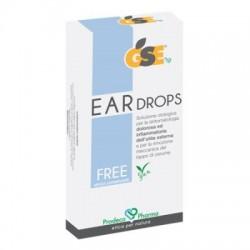 GSE EAR DROPS FREE 10 PIPETTE 0,3
