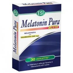 MELATONIN PURA ACTIV 30