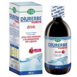 DIURERBE FORTE DRINK MELOGRANO 500