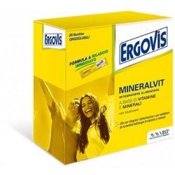 ERGOVIS MINERALVIT 20 BUSTE OROSOLUBILI 30