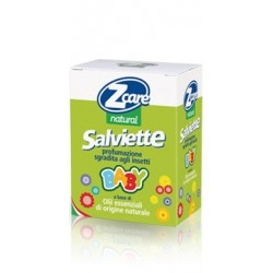 Z CARE NATURAL BABY SALVIETTE 10