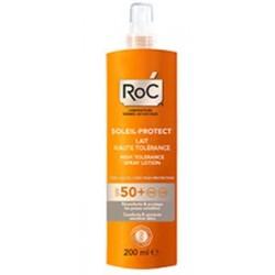 ROC SOLARI SOLEIL PROTECTION + LOZIONE SPRAY CORPO ELEVATA TOLLERABILITA' SPF50+ 200