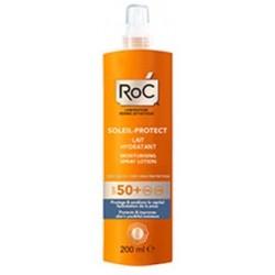 ROC SOLARI SOLEIL PROTECTION + LOZIONE SPRAY CORPO IDRATANTE SPF50+ 200