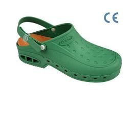 NEW WORK FIT B/S TPR UNISEX GREEN REMOVABLE INSOLE VERDE