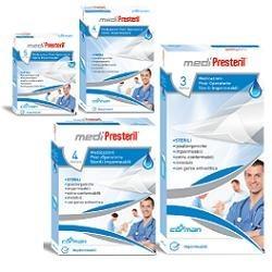 MEDICAZIONE MEDIPRESTERIL POST OPERATORIA IMPERMEABILE STERILE 7,5X5CM 5