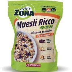 ENERZONA MUESLI RICCO 40-30-30 230