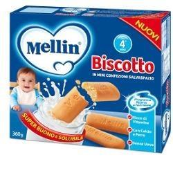 MELLIN BISCOTTO 360 G 12