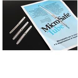 TEST MICROSAFE PIPETTE 40MICROLITRI 200