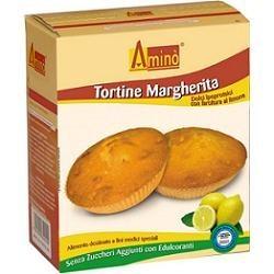 AMINO' TORTINA MARGHERITA APROTEICA 210