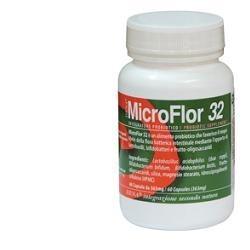 MICROFLOR 32 60 CAPSULE VEGETALI 363