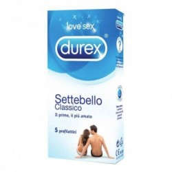 PROFILATTICO DUREX SETTEBELLO CLASSICO 5