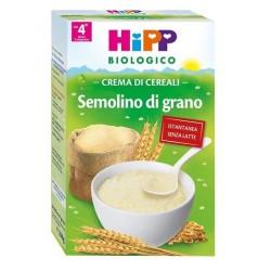 HIPP BIO HIPP BIO CREMA DI CEREALI SEMOLINOO DI GRANO 200