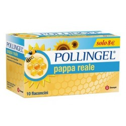 POLLINGEL PAPPA REALE 10 FLACONCINI 10