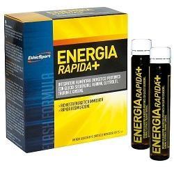 ETHICSPORT ENERGIA RAPIDA+ 10 FLACONCINI 25